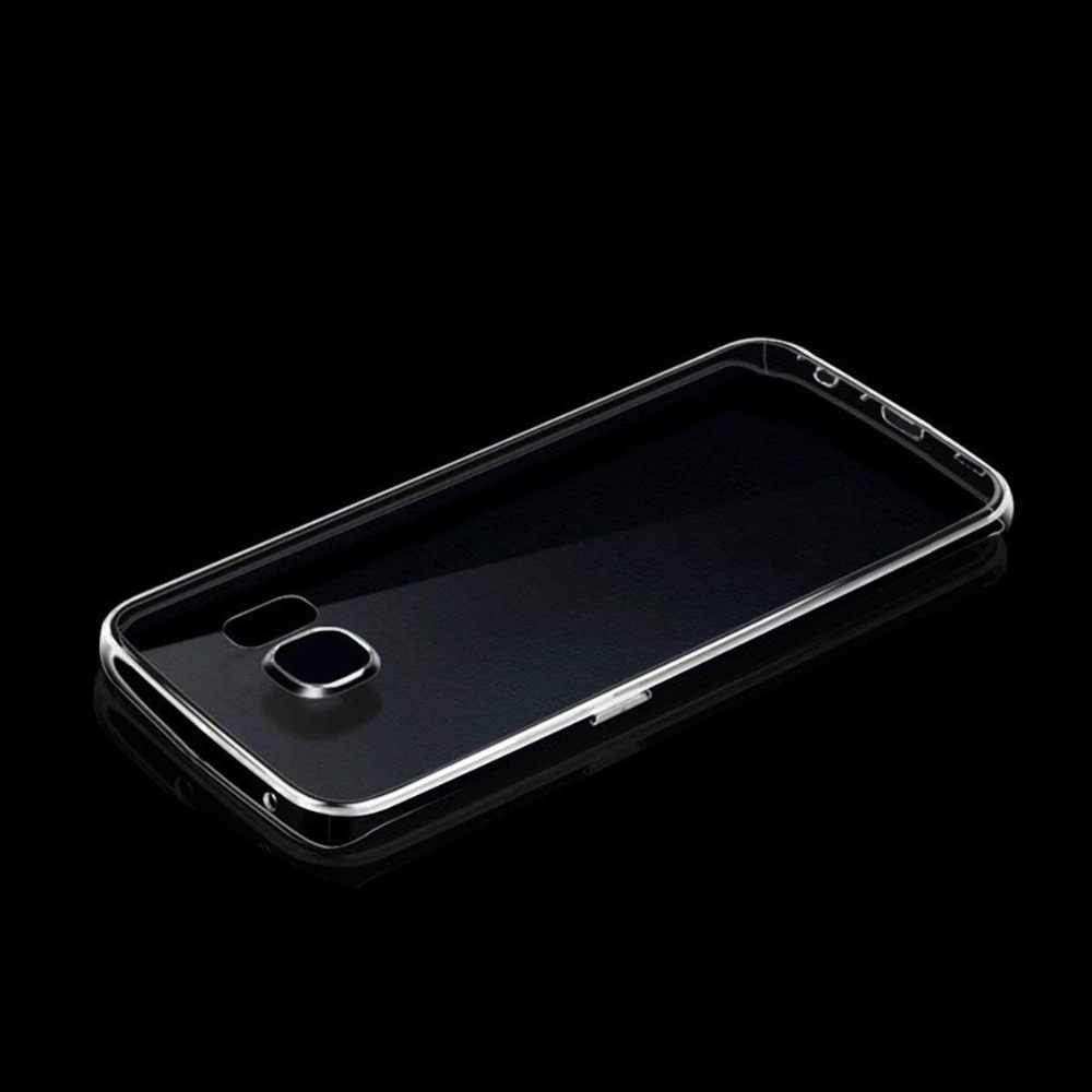 Ultra Thin Transparent Cover Case For Samsung Gaalxy S8 S9 S10 Plus S10 Lite A3 A5 A7 2016 2017 A6 A8 Plus 2018 Silicone Case