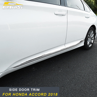 GELINSI For Honda Accord 2018 cover trim Exterior Accessories Side door trim