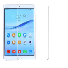 "9H BEST Tempered Glass movie for Huawei mediapad m3 eight.four"" TABLET PC Anti-shatter display protector movie HD LCD protecting movies"