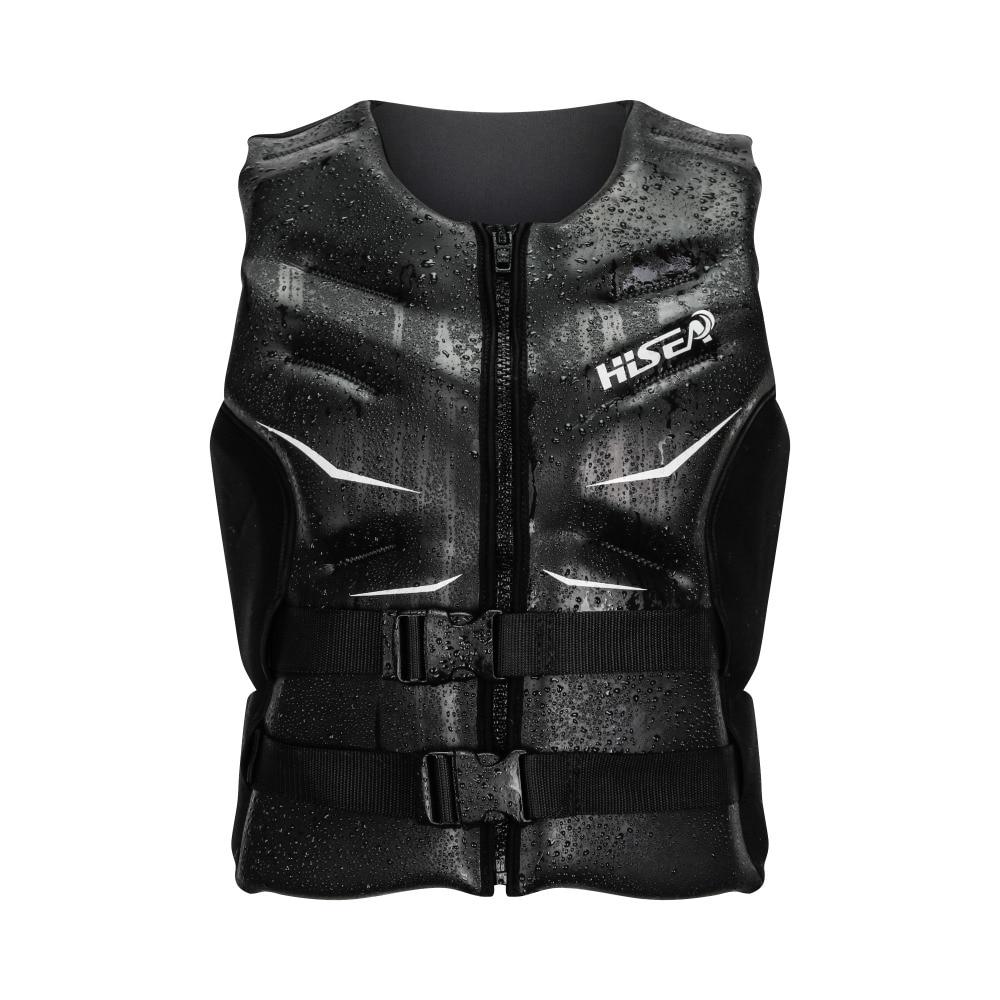 HISEA Oversized Buoyancy Windproof Fly Fishing glideskin Life Vest Clothing Vest Detachable Breathable Life jacket Aid Sailing медовая сова