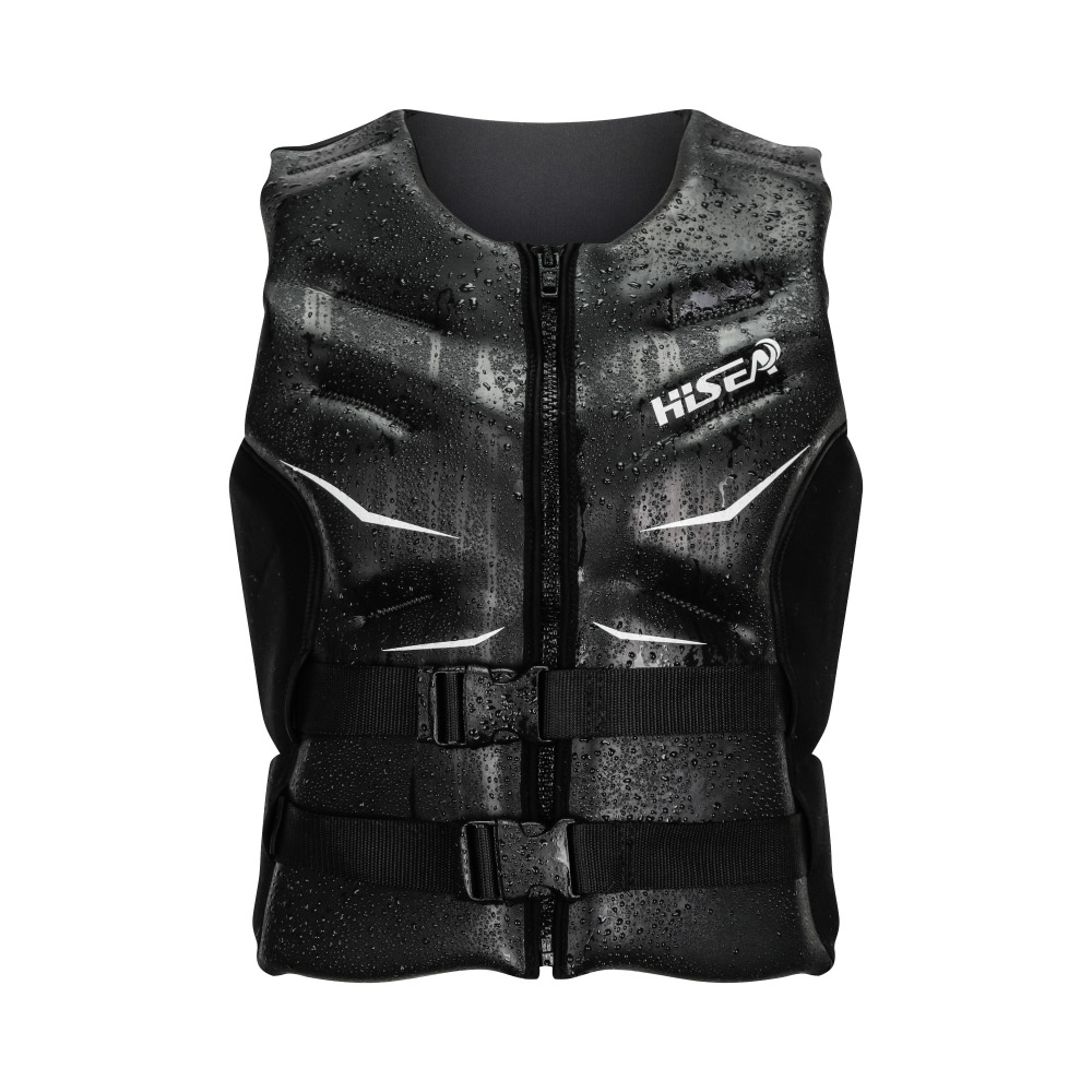 HISEA Oversized Buoyancy Windproof Fly Fishing glideskin Life Vest Clothing Vest Detachable Breathable Life jacket Aid Sailing аккумуляторный триммер bosch art 23 18 li solo 06008a5c01