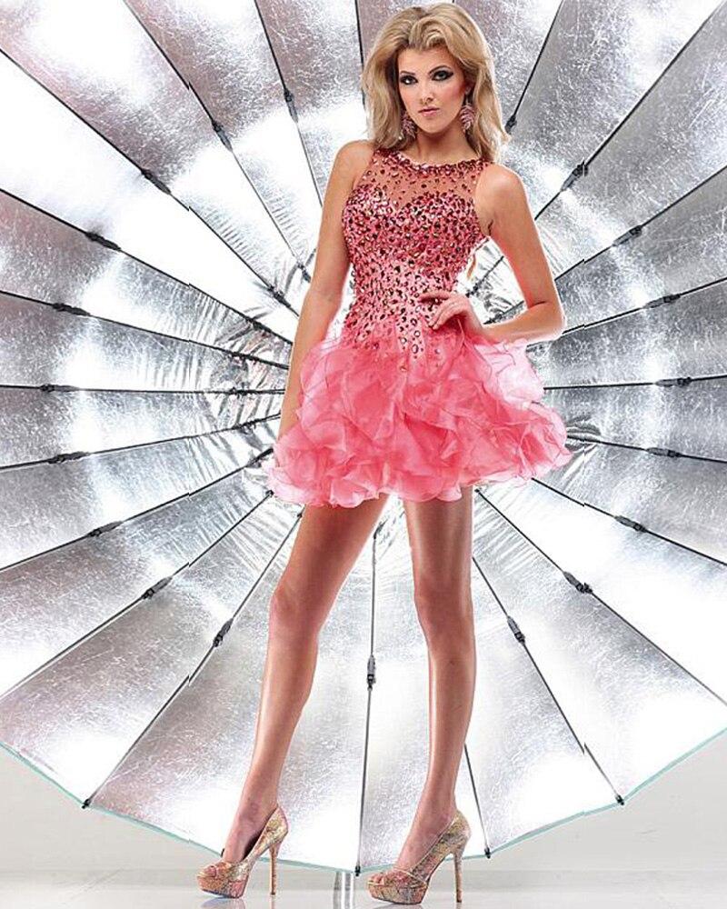 cocktail dresses petite size - Dress Yp