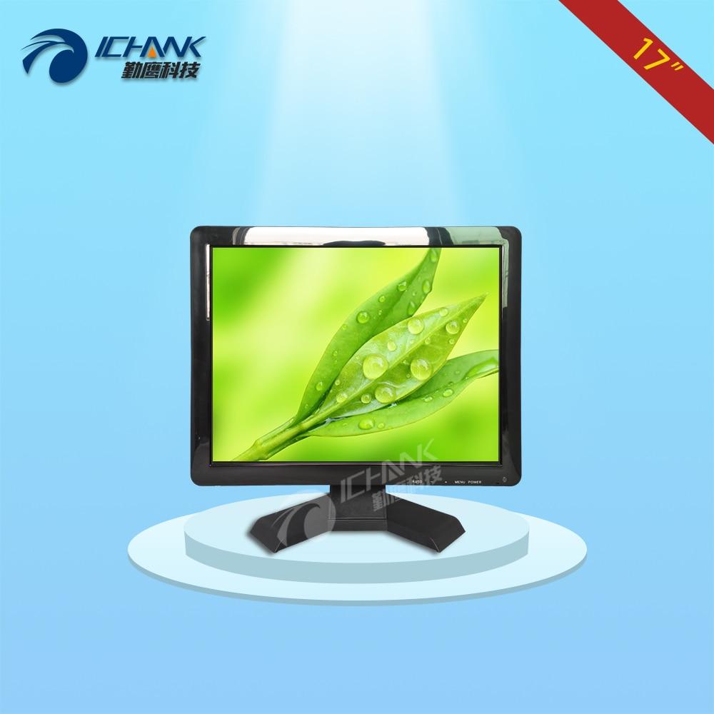 B170JN-V59/17 inch 1280x1024 BNC HDMI VGA interface Wall-mounted industrial medical mirror function monitor LCD screen display