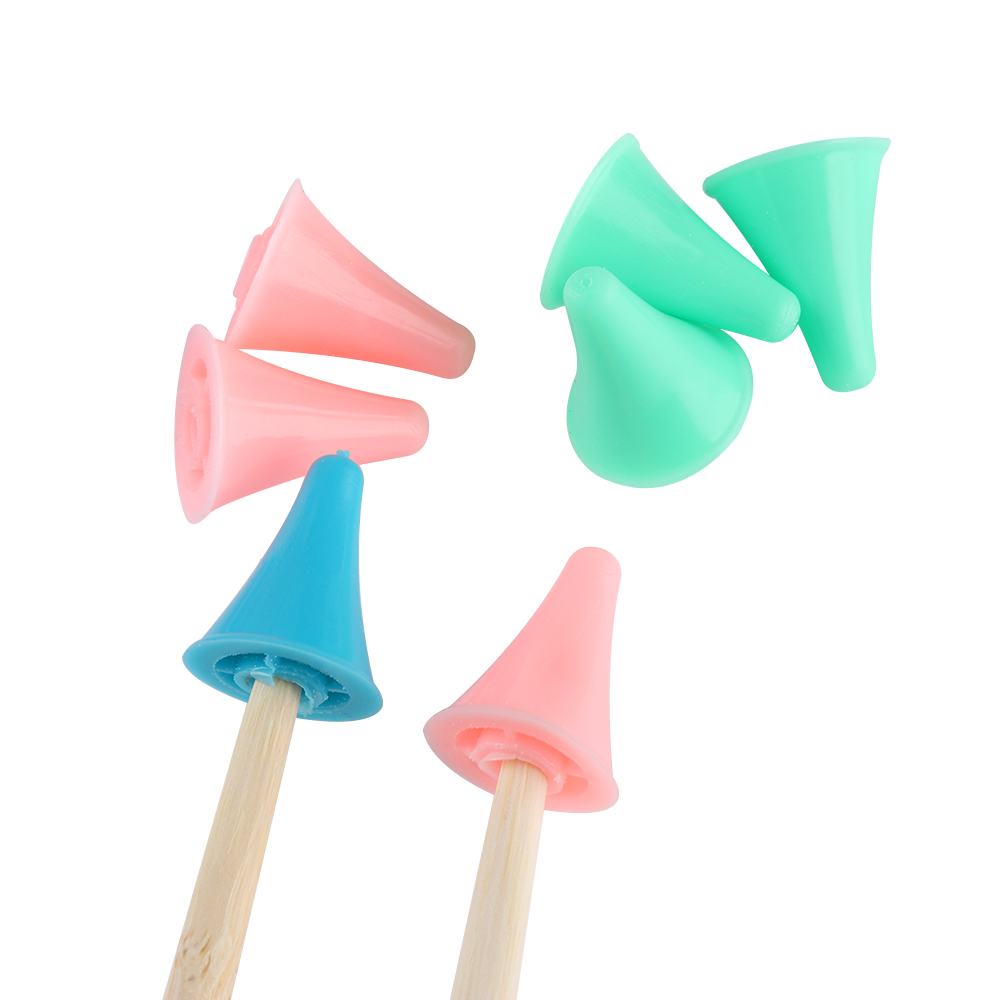 Hot Craft  tools diy Sewing supplies knitting point stoppers needle protector