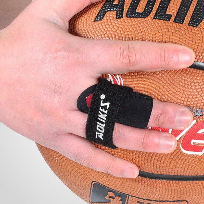 Professional Washable Adjustable Finger Strap Bandage Guard Wrap Compression Joint Band Protector Basketball