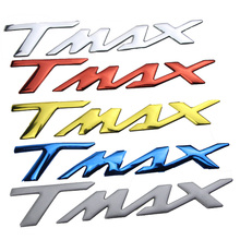 KODASKIN Motorcycle 3D Raise T-MAX Emblem Stickers Decal for Yamaha TMAX TMAX500 TMAX530