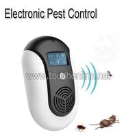 Electronic Pest Control Ultrasonic Pest Repeller Home Anti Mosquito Repellent Killer TT MR01