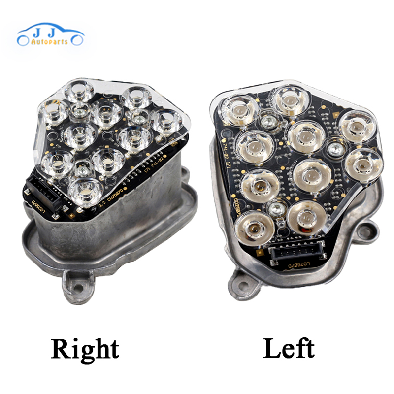 NEW High Quality Left Right LED module For BMW 5 Series F10 F11 2010 2013 Bi