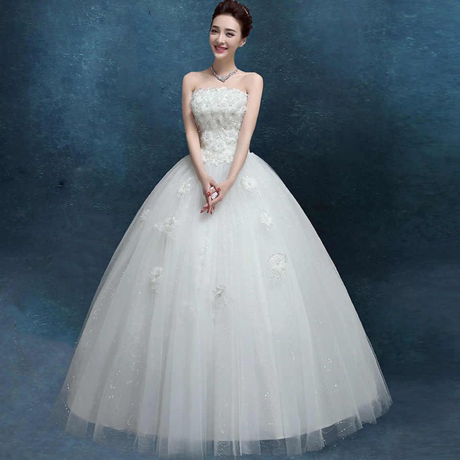 Vestidos de novia chinos baratos