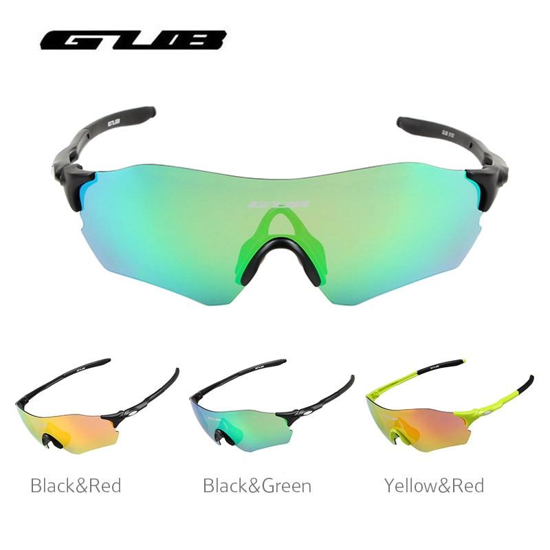 GUB Cycling Road MTB Bike Polarized Glasses Sports Sunglasses Eyewear Goggles