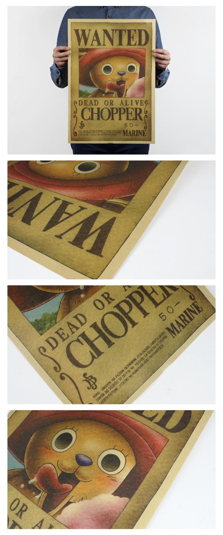 Tony Tony Chopper Poster