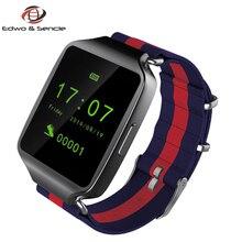 Neue ultradünne smart watch l1 bluetooth 4,0 mtk2502 unterstützung sim-karte mit wettervorhersage smartwatch armbanduhr für ios android