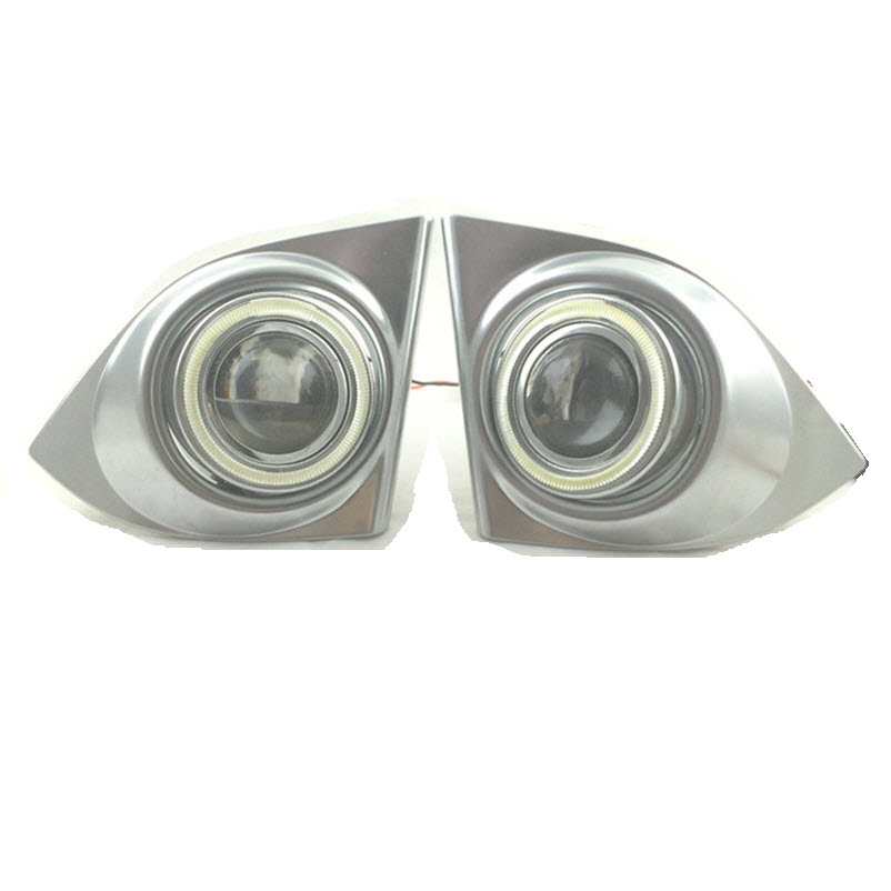 For Acura TSX 2012 2013 Car Styling White Angel Eyes DRL