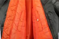 dafeili плюс размеры ввс сша пилот ма1 давай куртку границ для мужчин тема зима Университетский колледж бейсбол водонепроницаемый нейлон