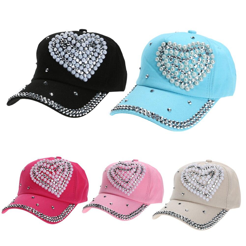 ̿̿̿(•̪ )Verano suave ajustable gorra de béisbol casquette moda ...