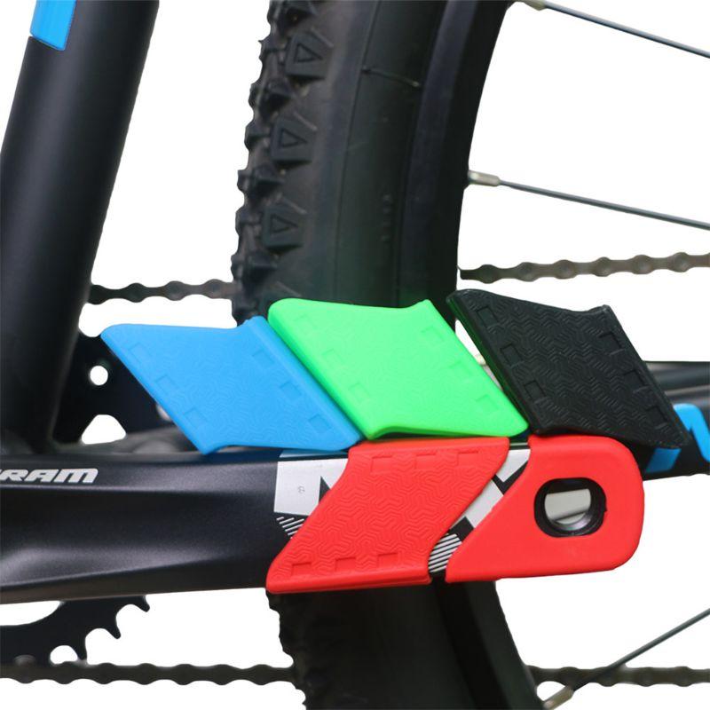 MTB Bike Crank Protective Sleeve Bicycle Accessories Crankset Protector #S5