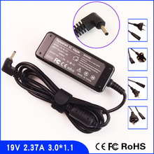 AJEYO 19V 2.37A Laptop Ac Adapter Charger For Acer Aspire V3-371,R13 R7-371T,R7-372T,S7-392,S7-393,V3-331,R5-471T,R5-571T