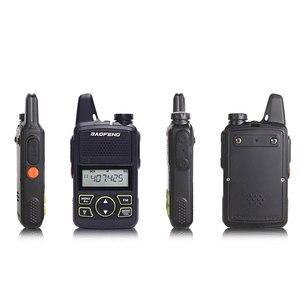 Image 2 - Портативная рация BaoFeng, частота 400 470 МГц, 20 каналов, ультратонкая, Micro Driving