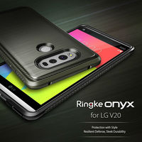 Ringke Onyx For G6 Case Flexible Tpu Cover Case Fitted Case Military Grade Protetion Black Case