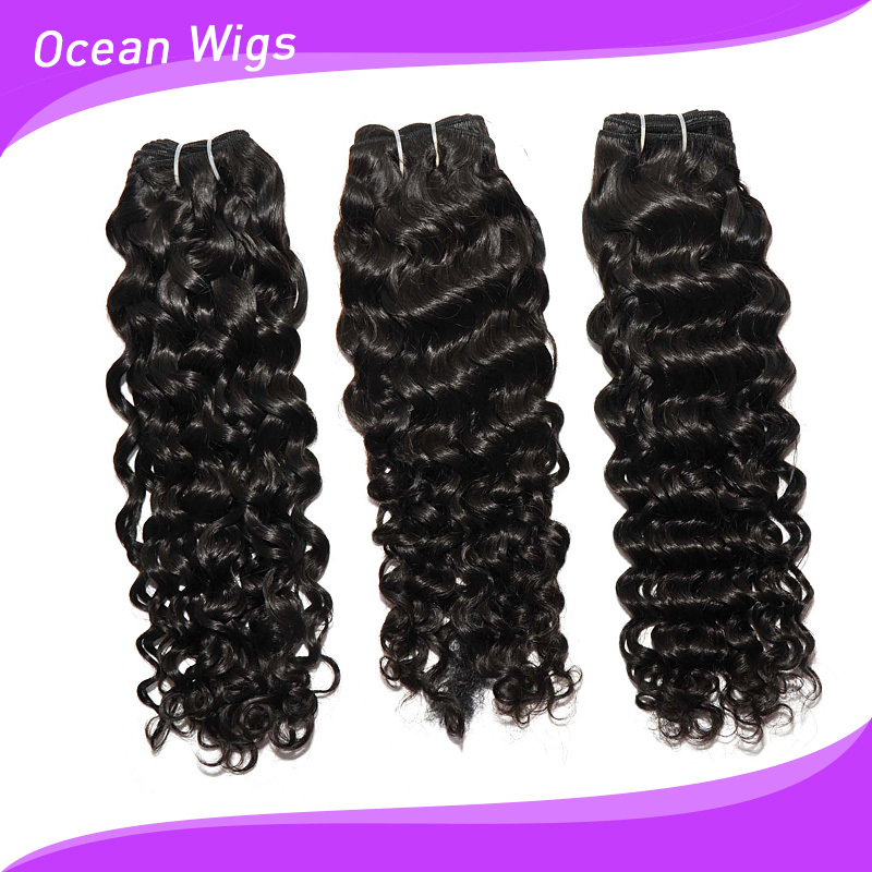 Incredible Aliexpress Com Buy 7A Indian Remy Hair Weave Wavy Crochet Braid Hairstyles For Men Maxibearus