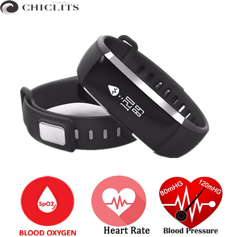 Smart Wristband Heart Rate Monitor M2 Watches Blood ...