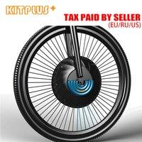 IMORTOR Hub Motor Wheel Front Wheel Ebike Kit Electric Bike Conversion Kit with Battery All In One Bicycle Motor Smart Wheel Kit