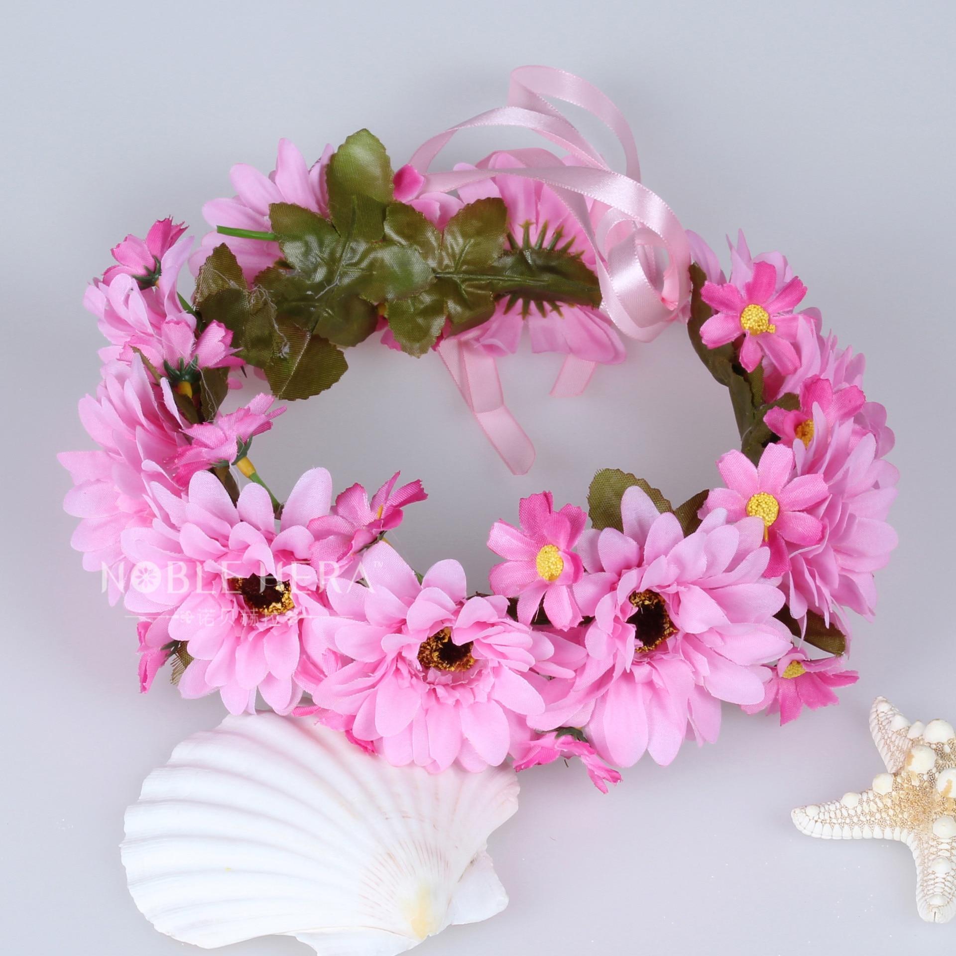 El Original Guirnalda de Flores Vestido de Novia para Adornos de ...