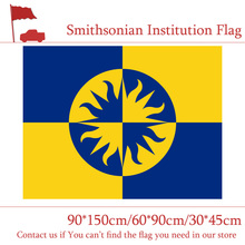 3x5ft The Smithsonian Institution Flag United States American U.S. 90*150cm 60*90cm 30*45cm Car For Decoration