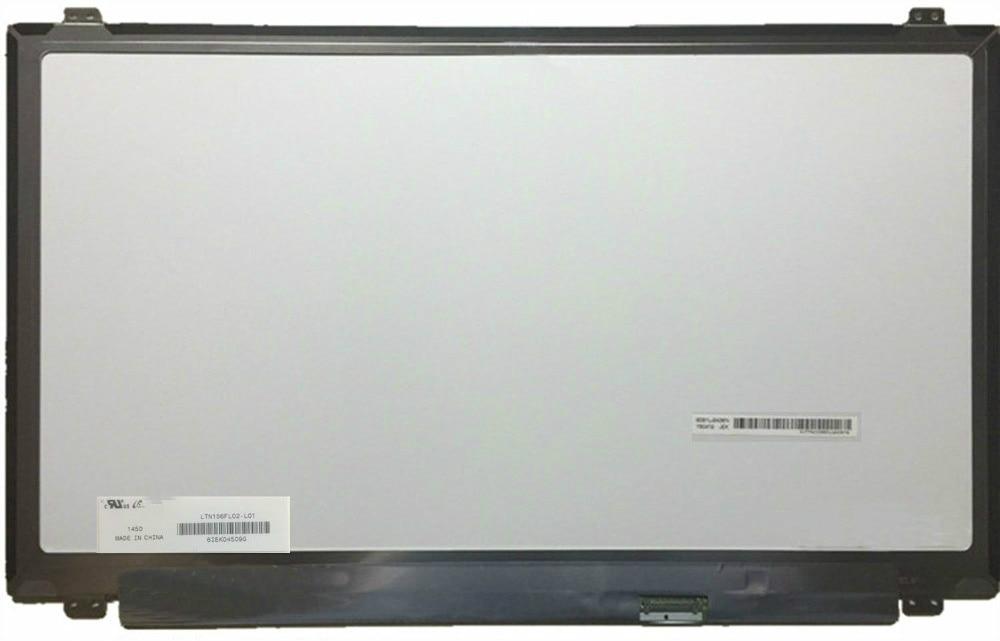LTN156FL02-L01 LTN156FL02 L01 Screen LCD Slim Screen UHD 3840X2160 eDP 40PIN NO Deadpixel For lenovo Y50-70 g121s1 l01 lcd displays