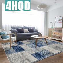 Carpet Living Room Modern Simple Bedroom Full House Japanese & Korean Bedside Blanket Sofa Coffee Table Carpet nordic style large carpet living room sofa coffee table blanket simple modern bedroom room household machine washable