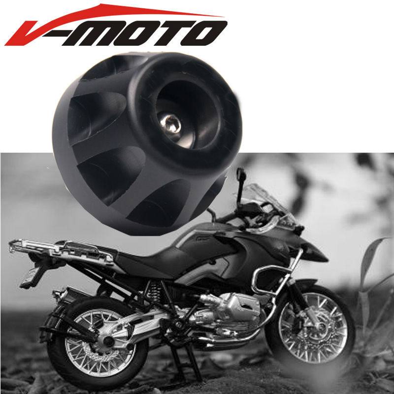 For BMW R1200RT 2005-2013 Motorcycle Final Drive Housing Cardan Crash Slider Protector For BMW R1200ST 2005-2008 bjmoto motorcycle final drive housing cardan crash slider protector for bmw r 1200gs lc 2013 2017 r1200gs adv 2014 2016