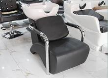 Hair salon use sitting shampoo bed hair salon wash hair chair3