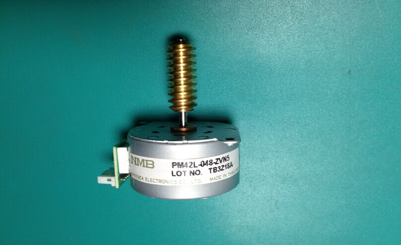 ФОТО ORIGINAL 490-33016 MOTOR; PM42L-048-ZVN5 fit for  Duplicator  RISO   RV EV  FREE SHIPPING
