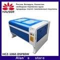 Бесплатная доставка HCZ 80 Вт CO2 лазерный cnc DPS 1060 лазерная гравировальная машина маркировочная машина мини лазерный гравер ЧПУ DIY