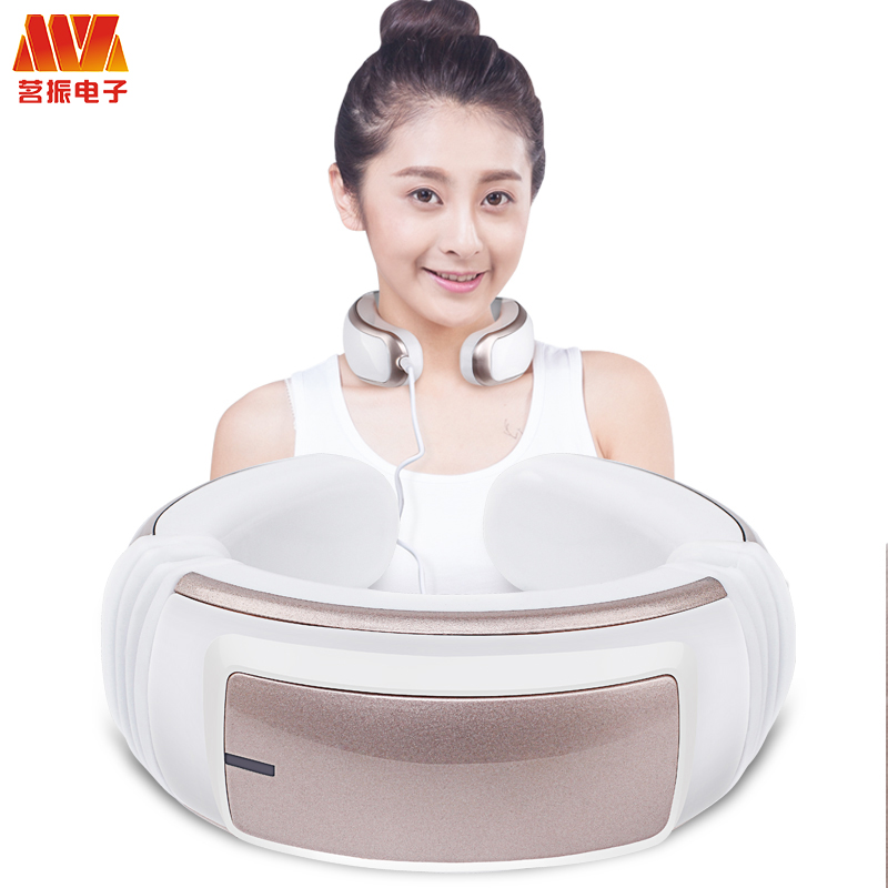 Wireless Remote Control Neck Massager Product Healthcare Cervical Therapy Tools ultrasound knead mode Acupressure point Massage cassia seed and buckwheat pillows neck pillow massager therapy neck healthcare neck massage tool for sleeping lx70