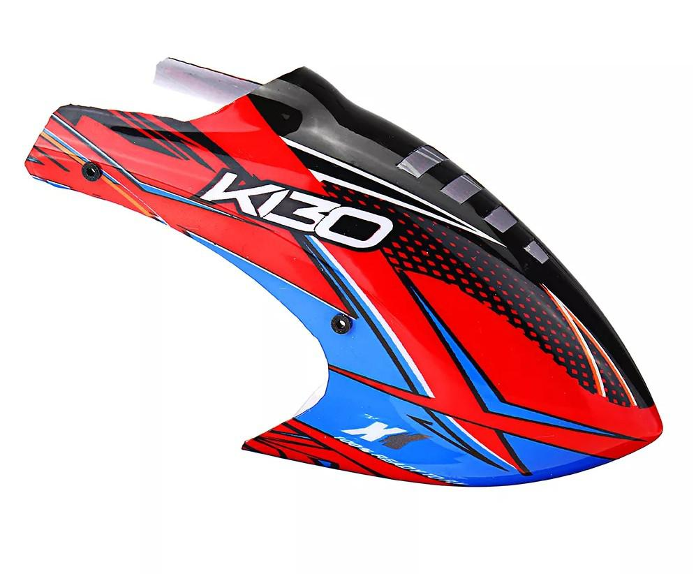 LeadingStar XK K130 6CH RC Helicopter Parts Canopy 4.01.K130.0016.001