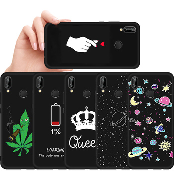 Soft TPU Case For Huawei P20 Pro Mate 10 Lite 20 P10 P8 P9 Lite 2017 Nova 3 3i 4 3 P30 Pro Cover For Honor 8 9 10 8X Max 8C Case