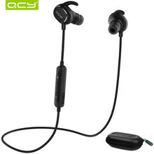 Promo offer QCY QY19 Sports Bluetooth earphone fast charge stereo wireless headset with mic and portable storage box for Iphone,Xiaomi