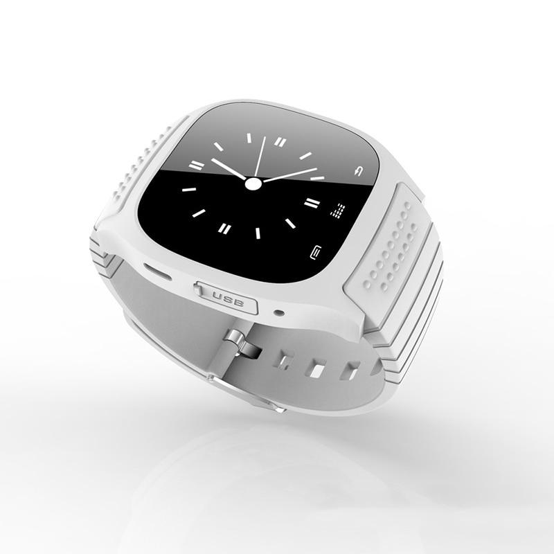Waterproof Bluetooth Smart Watch font b Smartwatch b font Wristwatch Wristwatch Alitmeter Music Player Pedometer Fuction