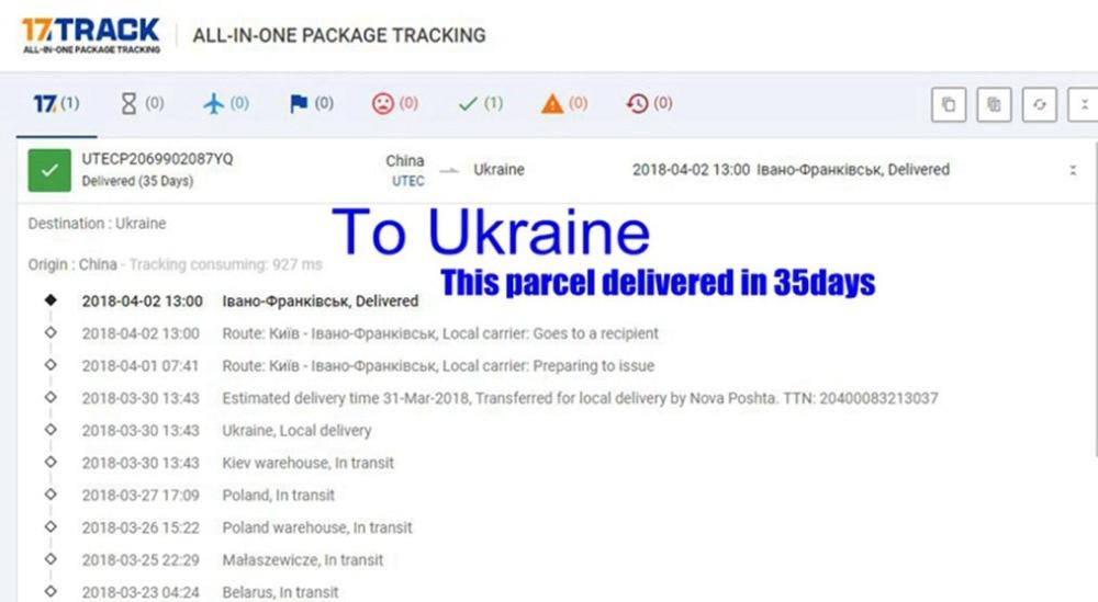 to ukraine