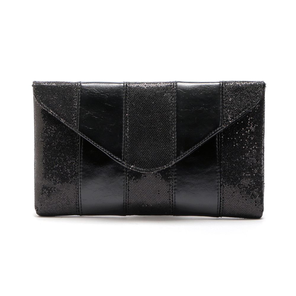 Fashion Women shoulder Bag Ladies PU leather Evening Party Sequins Clutch Envelope Bags Hasp Solid Soft Coin Phone Handbag  new arrived ladies pu leather retro handbag luxury women bag evening bag fashion black pearl chain shoulder bag party clutch bag