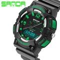 New electronic watch LED Digital Watch Men Sport Military Waterproof Wristwatches S Shock Quartz Dual times Classic 80 g Clocks