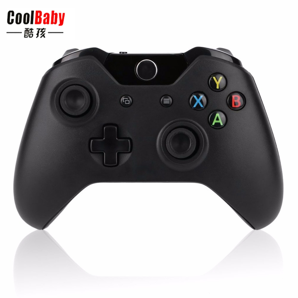 Wireless remote Controller For Xbox One Computer PC Controller Controle Mando For Xbox One Slim Console Gamepad PC Joystick new