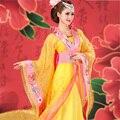 China Hanfu dinastía Tang vestido chino tradicional vestido Gothic Lolita Cosplay Costume Kimono