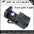 30W Scan light  moving head light /gobo light / beam light professional DJ equipment DMX control
