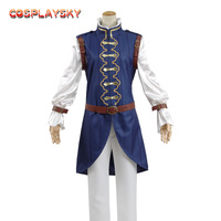 My Hero Academia Cosplay Todoroki Shoto Costume Classic Halloween Costumes Christmas Party Suits For Men Prince