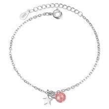 XIYANIKE-pulsera de plata de ley 925 con estrella de cinco pinceles para mujer, brazalete ajustable, joyería personalizada
