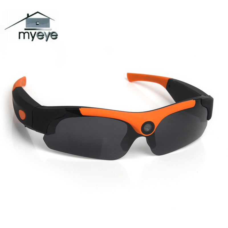 Myeye SM16 Smart Sports Camera HD 1080P 2017 New Fashion Outdoor Sunglasses Sports Camera Bike Driving Record Sports Camera разъем smart fsat 1000 sm 6 p 2 54 componnets sm 6 p