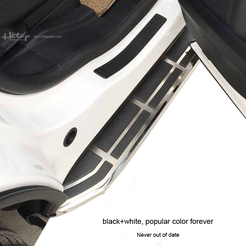 Thicken load King running board side step for Range Rover Q3 Q5 SRX XT5 Discovery Sport Koleos,reasonable price, ISO9001 quality