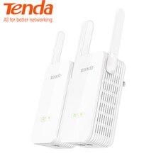1 para Tenda PH15 1000 mb/s Powerline adapter sieci ethernet, bezprzewodowy wzmacniacz sygnału wi fi, adapter sieci PLC, IPTV, Homeplug AV, Plug and Play
